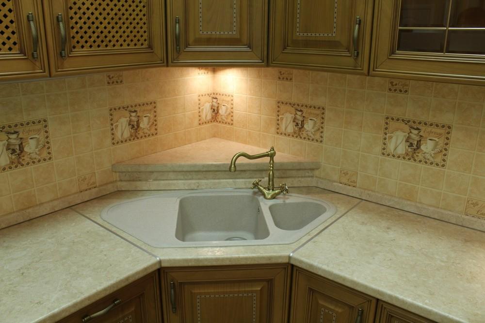 Классические кухни-Кухня из массива «Модель 127»-фото9