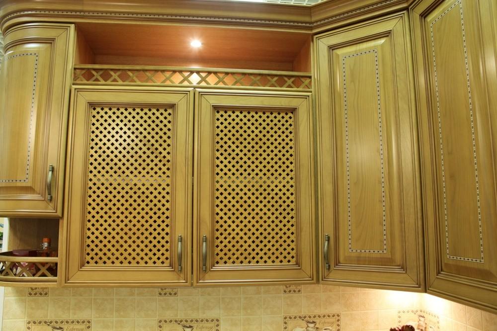Дорогие и элитные кухни-Кухня из массива «Модель 127»-фото15