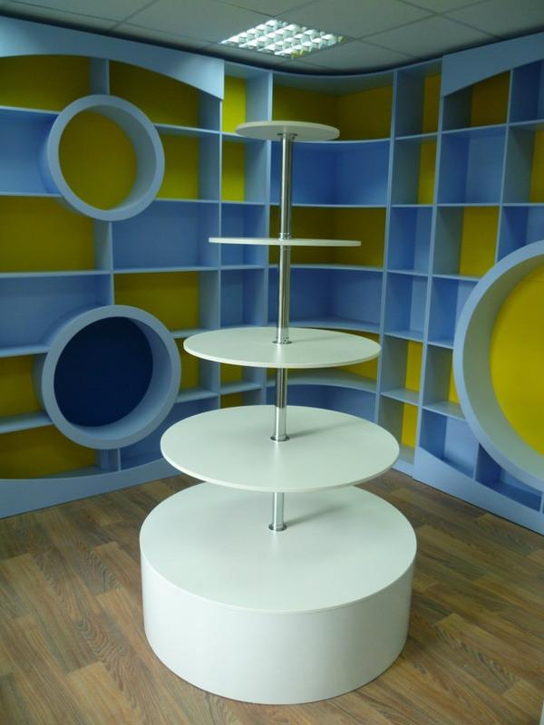 Детский магазин-Мебель для магазина «Модель 55»-фото13