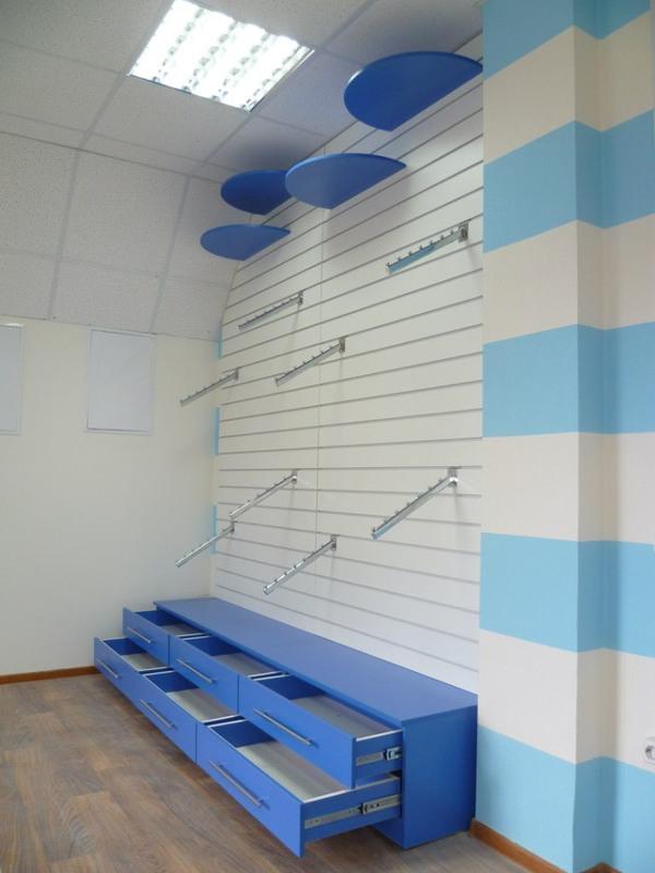 Детский магазин-Мебель для магазина «Модель 55»-фото14