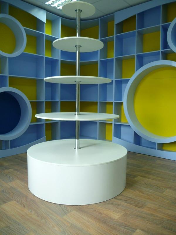 Детский магазин-Мебель для магазина «Модель 55»-фото16