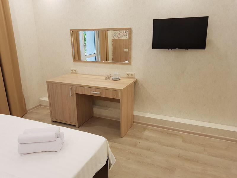 Торговая мебель-Мебель для гостиницы «Модель 218»-фото4