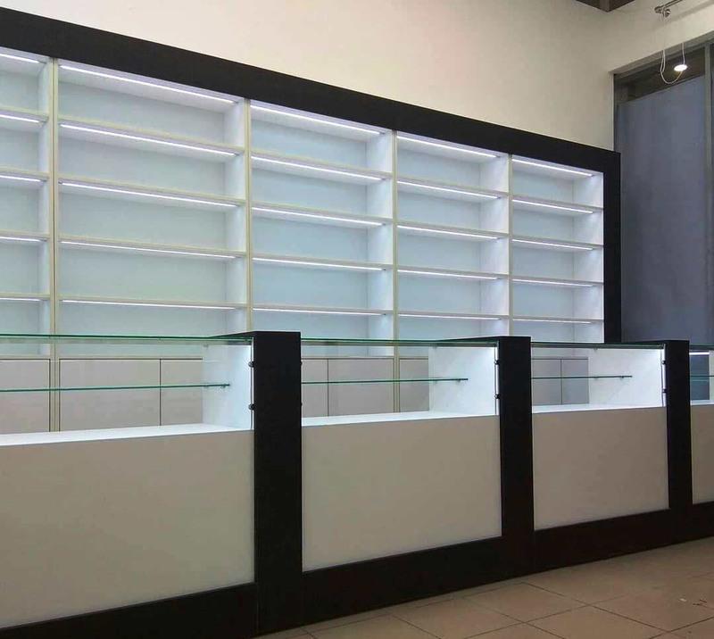 Торговая мебель-Мебель для магазина «Модель 172»-фото1