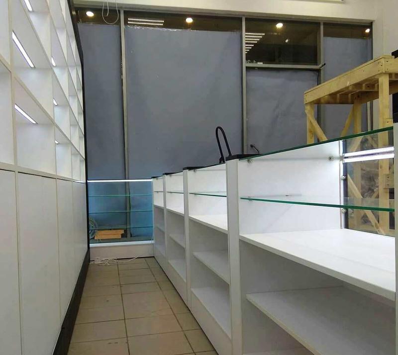 Торговая мебель-Мебель для магазина «Модель 172»-фото6