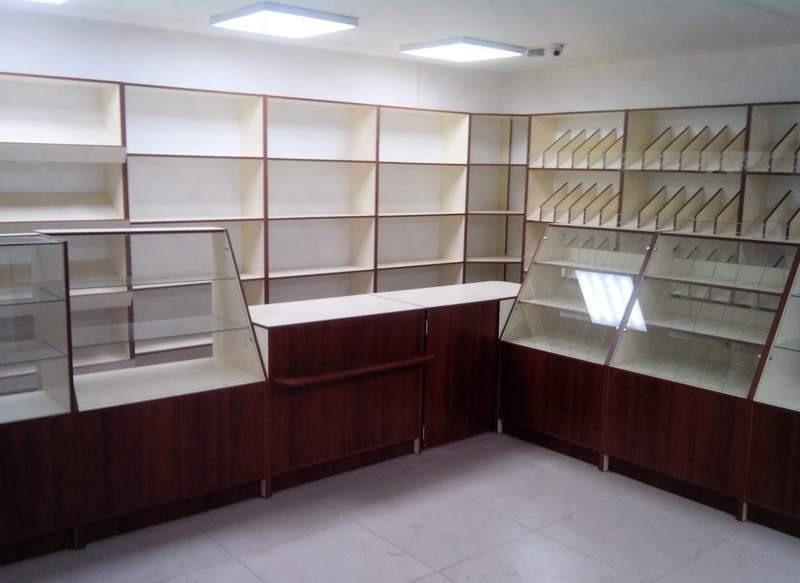 Магазин продуктов-Мебель для магазина «Модель 21»-фото1
