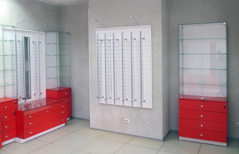 Оптика-Мебель для оптики «Модель 208»-фото3
