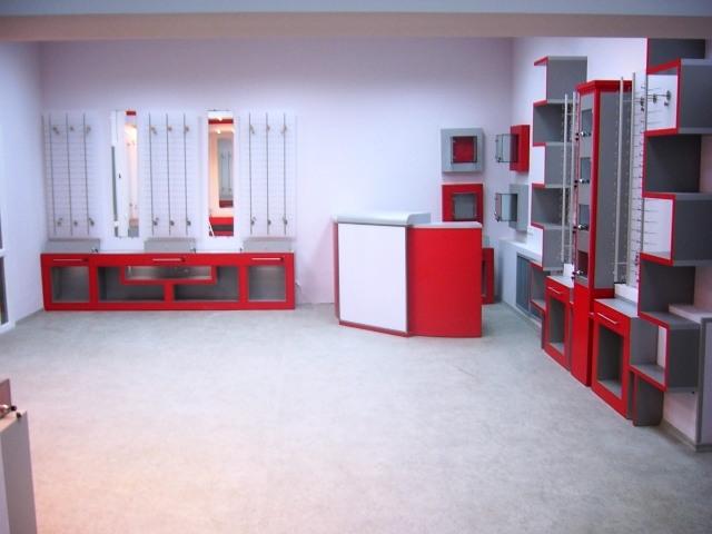 Торговая мебель-Мебель для оптики «Модель 196»-фото7