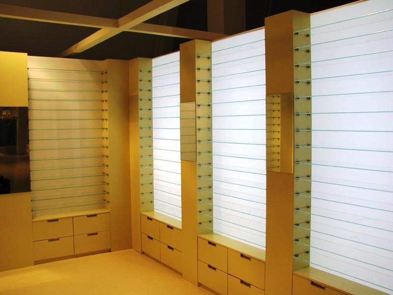 Торговая мебель-Мебель для оптики «Модель 205»-фото1