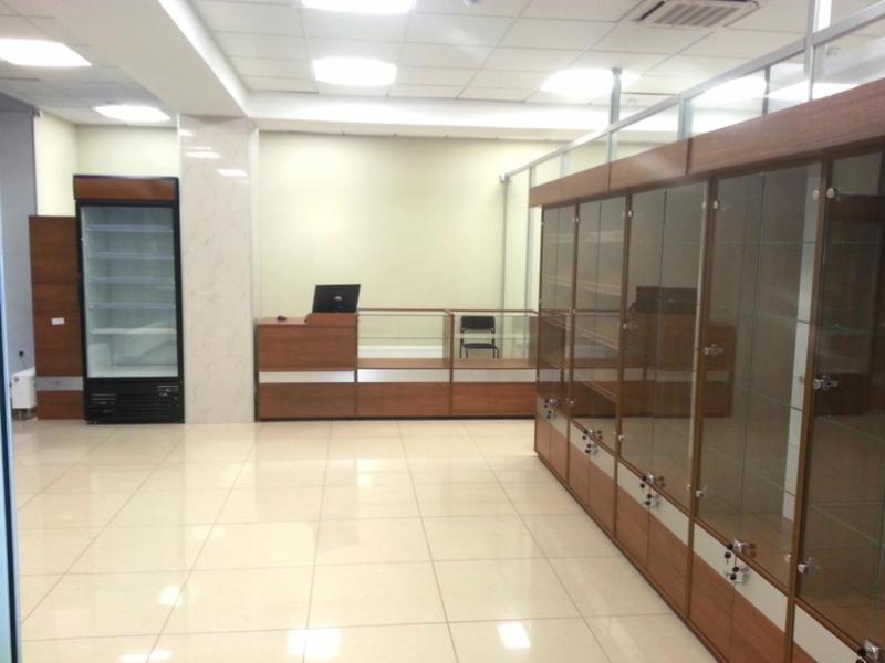 Торговая мебель-Мебель для магазина «Модель 3»-фото1