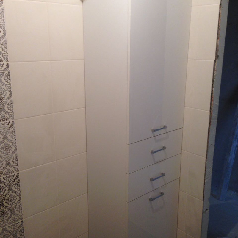 Мебель для ванной комнаты-Мебель для ванной «Модель 11»-фото4