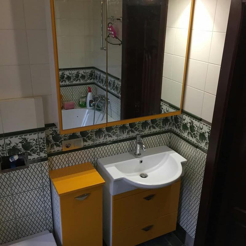 Мебель для ванной комнаты-Мебель для ванной «Модель 17»-фото2
