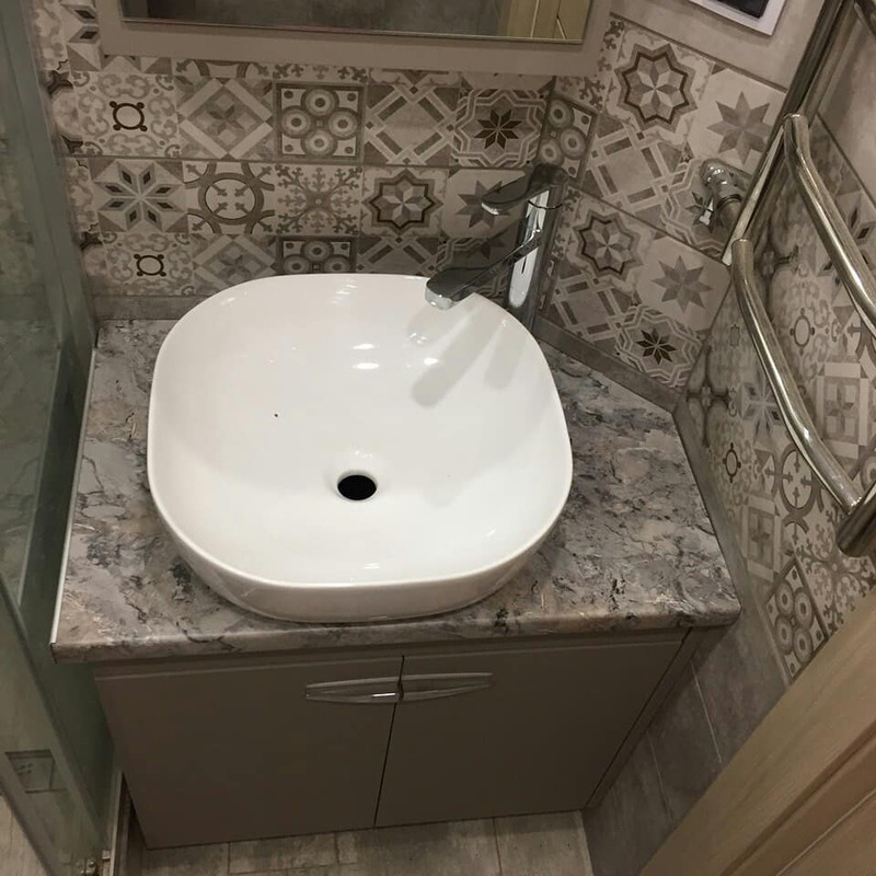 Мебель для ванной комнаты-Мебель для ванной «Модель 67»-фото5