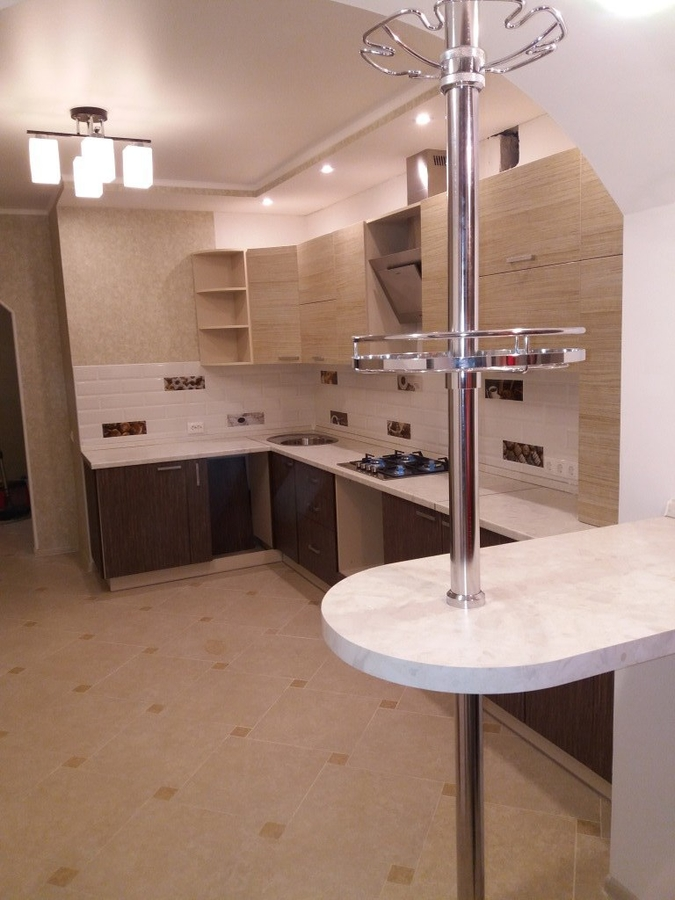 Купить кухню-Кухня «Модель 483»-фото1