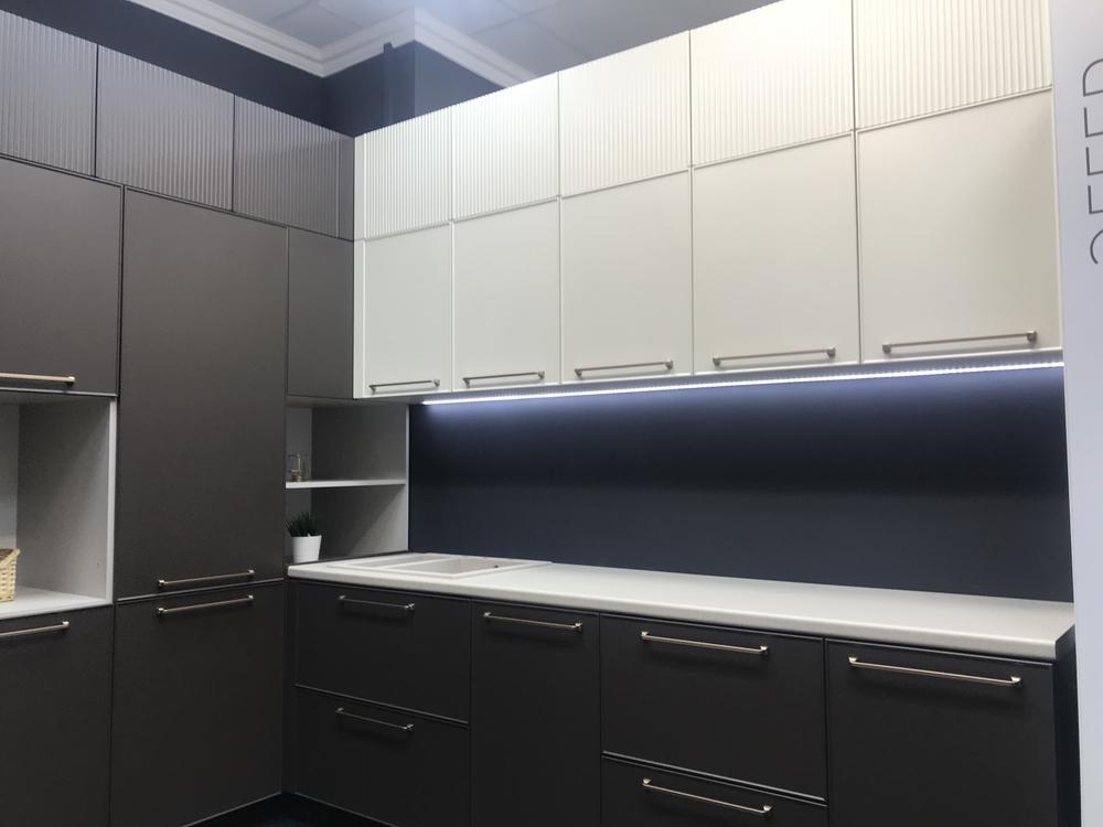Купить кухню-Кухня МДФ в пластике «Модель 551»-фото6