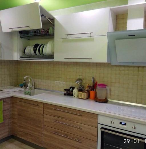 -Кухня МДФ в ПВХ «Модель 220»-фото19