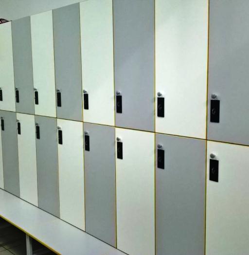 -Шкафчики для раздевалки «Модель 157»-фото2