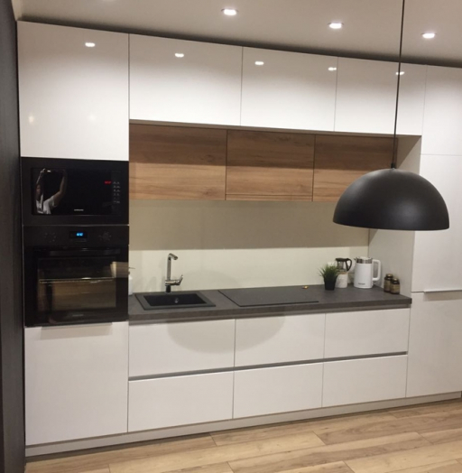 -Кухня из акрила «Модель 349»-фото12