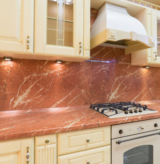 Белый кухонный гарнитур-Кухня из массива «Модель 57»-фото7