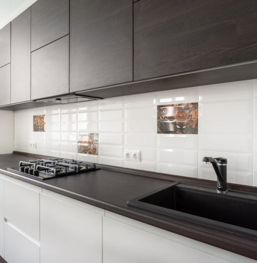 -Кухня МДФ в эмали «Модель 6»-фото2