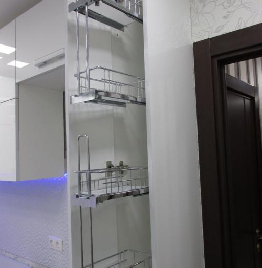 -Кухня из пластика «Модель 143»-фото26