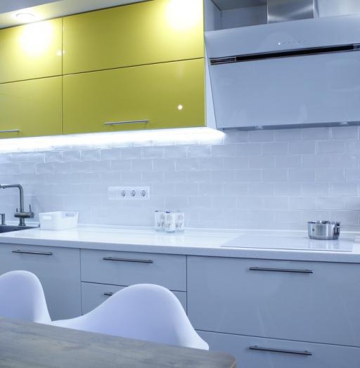 -Кухня МДФ в эмали «Модель 200»-фото4