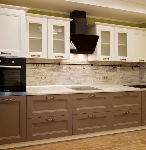 -Кухня из шпона «Модель 25»-фото21