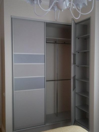 -Угловой шкаф-купе «Модель 184»-фото5
